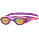 Zoggs Sea Demon Goggle Juniors Purple/Pink/Hologram